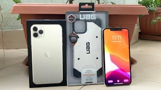 UAG Pathfinder For iPhone 11 Pro Max Unboxing
