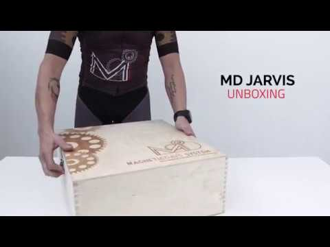 Unboxing MD JARVIS