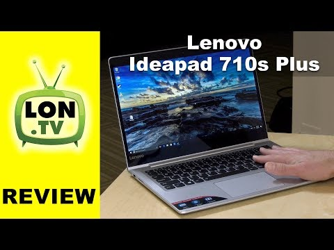Lenovo Ideapad 710s Plus Review - 2017 Edition - Starts at $639