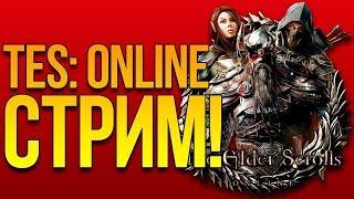 СТРИМ-The Elder Scrolls Online !!!(20 реликвий для музея Орсиниума)
