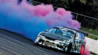 Дрифт гонки, музыка  Drift race, music