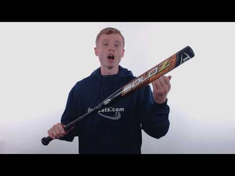 Louisville Slugger Solo Z Power Load USSSA Slow Pitch Softball Bat: WTLSOU16PL