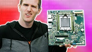 An Open Source Motherboard?!
