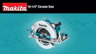 "MAKITA 10-1/4"" Circular Saw - Thumbnail"