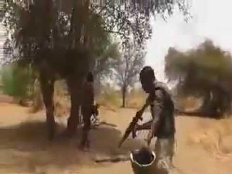 Boko Haram war in Nigeria