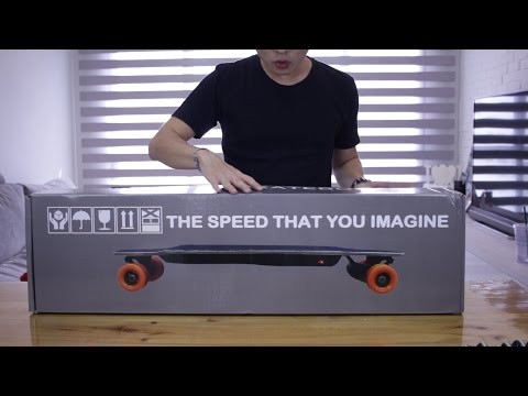 Cheapest Electric Long Board In the World