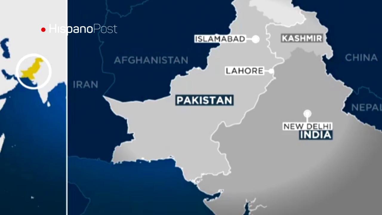 Ocho muertos en un atentado en Pakistán