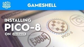 Installing PICO 8 | GAMESHELL