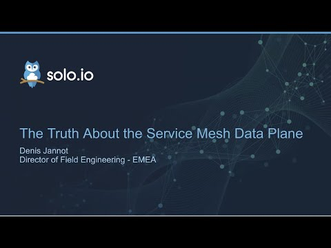 The truth about the service mesh data plane