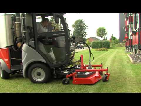 Hako Citymaster 600 - Der Profi in der Kompaktklasse! NEW TRAILER Kehrmaschine Multifunktionsgerät