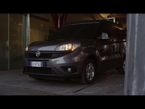 Fiat Doblo Cargo Фургон класса M - тест-драйв 1