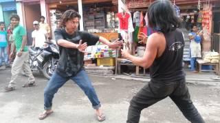 khajurey fight
