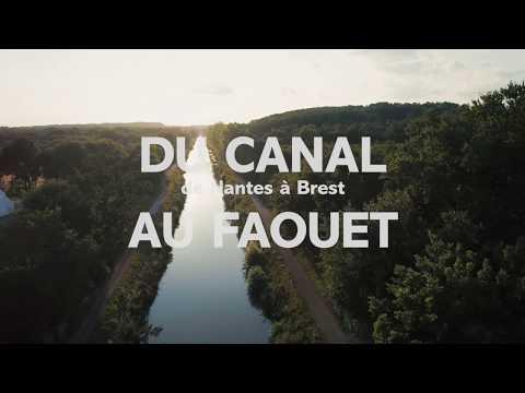 Du Canal de Nantes à Brest au Faouet - 2018