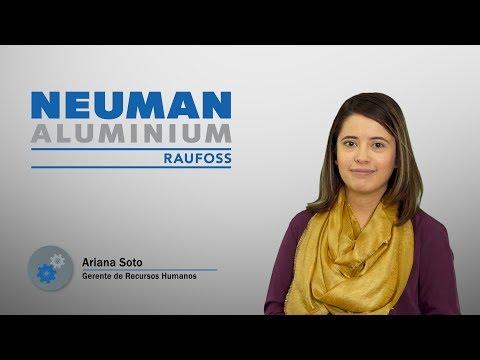 Trabajando en Raufoss - Ariana Soto