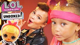 Unboxed! | LOL Surprise! | Season 2 Episode 7: Flashback Friday Fashion Show