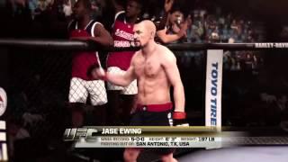 UFC - UFC Career Mode Ep.5 - ULTIMATE FIGHTER FINALE - UFC Fights 2014