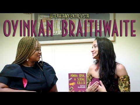 MINHA IRMÃ, A SERIAL KILLER, por Oyinkan Braithwaite (entrevista) | LiteraTamy