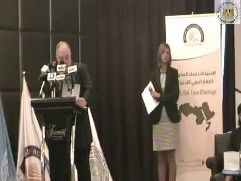إفتتاح الإجتماعات النصف سنوية للمجلس العربي للإعتماد (آراك)
