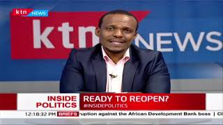 Should COVID-19 lockdown and curfew be lifted?   INSIDE POLITICS WITH BEN KITILI