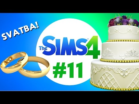 The Sims 4 - Svatba! | #11