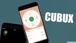 Домашняя онлайн бухгалтерия! Обзор Cubux