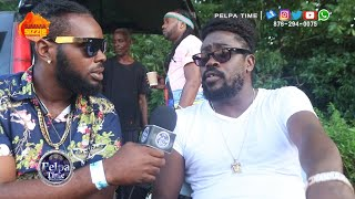 Beenie man DISS chronic law & squash for not coming his show, interview at Summa Sizzle 2019