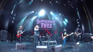 DANGEROUS TOYS  - Angel N U (MOR Cruise 2016)