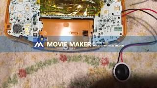 Game Boy Advance Audio Amp Mod   GBA 1W Vs. GBA SPDS Speaker (1000 VIEWS VIDEO SPECIAL)