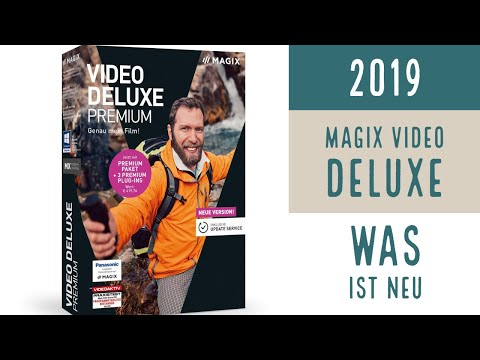 Was ist neu im Magix Video Deluxe 2019   Mein erster Eindruck