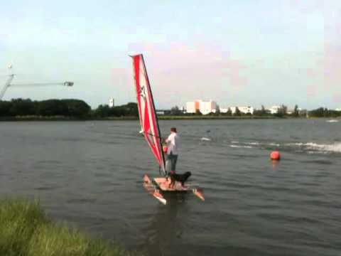 Starboard Serenity Catamaran 2010 Windsurfing Board Review