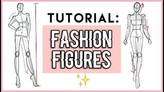 איך לצייר אופנה