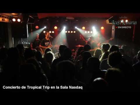 Concierto de Tropical Trip en la Sala Nasdaq - 03/08/16