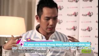[Vietsub]_I Love Dapai Interview_Wallace Chung