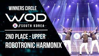 Robotronic Harmonix  | 2nd Place Upper | Winner
