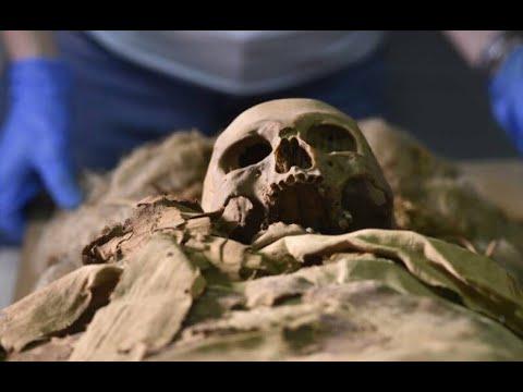 """La mummia """"bergamasca"""" sottoposta a Tac: si tratta di un uomo del 900 A.C."""