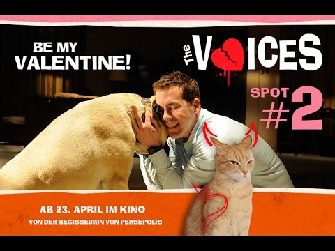 The Voices The Voices (International TV Spot 'Happy Valentine's Day')