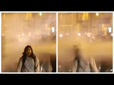 Police deploy water cannons as teachers' protest in Morocco turns violent