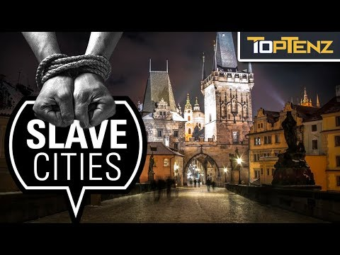 10 Cities You Probably Didn't Know Were Built on SLAVERY