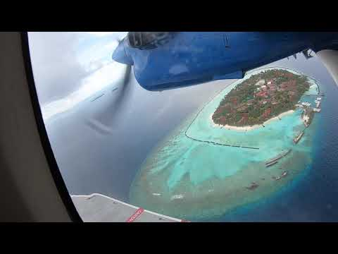 Maldives Seaplane Male to Vakkaru 2019/10/06