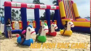 DHL Family Day Carnival Event