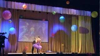 16 танцевально - спортивный клуб «Алиса»