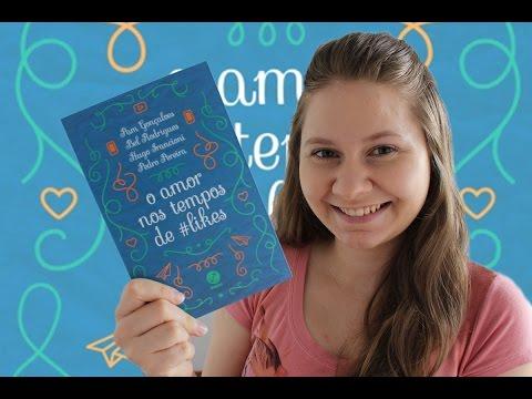 O AMOR NOS TEMPOS DE #LIKES, de Pam Gonçalves, Bel Rodrigues, Hugo Francioni e Pedro Pereira