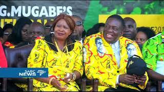 Grace Mugabe's scathing attack on VP Emmerson Mnangagwa