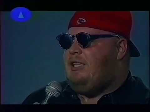 Сергей Крылов - Жан - Клод Ван Дамм.
