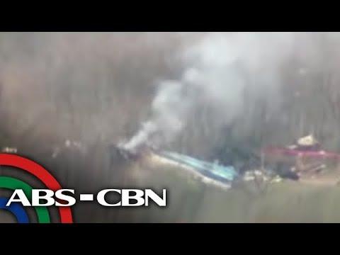 [ABS-CBN]  Labi ni Kobe Bryant, 8 iba nakuha mula sa bumagsak na helicopter | UKG