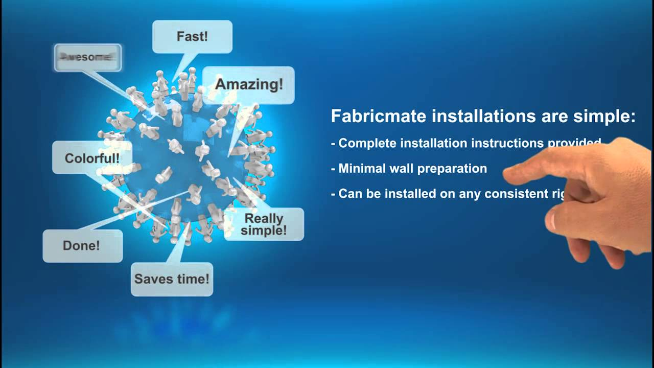Fabricmate Wall Systems