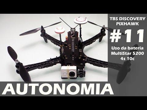 drone-tbs-discovery-pixhawk--vídeo-11--autonomia-bateria-multistar-4s-5200-mah