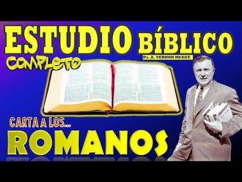 Estudio Bíblico Completo - Carta a los