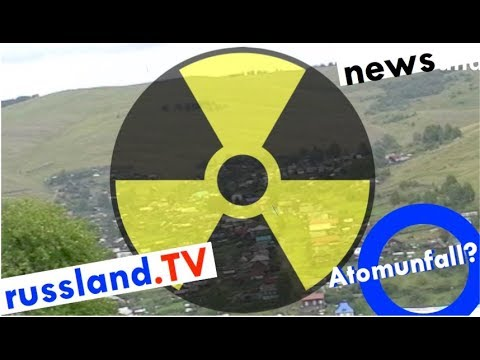 Atomunfall im Südural? [Video]