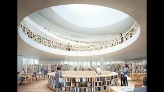 Library Architecture 2019